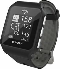 NEW CALLAWAY GPSY GOLF GPS WATCH - BLACK
