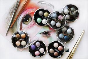 Belor Design Delicate Silky Shimmering COMPACT EYESHADOWS Palette, Multi Shades
