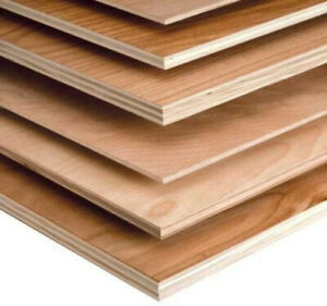 Hardwood Plywood Heavy-Duty Premium Durability Sheets Board 18mm Thick 8ftx4ft