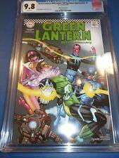 Green Lantern 80th Anniversary Spectacular Mahnke Variant CGC 9.8 NM/M Gem Wow