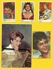 Conny Cornelia Froboess Fab Card Collection Goldene Schallplatte Derrick D