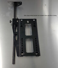 GQ & GU Nissan Patrol spare wheel spacer bracket and work light pole package