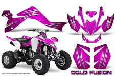 SUZUKI LTZ 400 09-15 GRAPHICS KIT CREATORX DECALS COLD FUSION P
