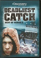 DEADLIEST CATCH BEST OF SERIES 2 DVD - DISCOVERY CHANNEL