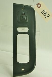 94-97 Ford F150 250 350 Crew Cab Door Switch Master Driver Side Bezel OEM 067