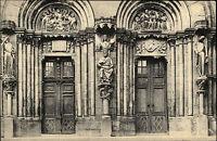 Strassburg im Elsass Ansichtskarte ~1910 Partie am Münster Südfront Doppelportal