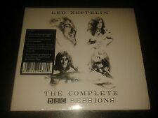 LED ZEPPELIN THE COMPLETE BBC SESSIONS REMASTERED 3CD ALBUM SET (2016)