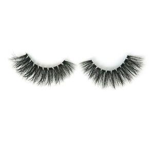 3D Faux Mink Natural Thick eyelashes - Make up UK- (DB11)