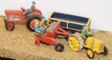 LANGLEY MODELS ferme Machinerie Plantation échelle N non peint métal