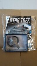 *#80 STAR TREK STARSHIPS COLLECTION FEDERATION MISSION SCOUT SHIP ENTERPRISE