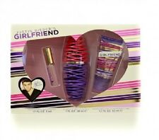 Justin Bieber Girlfriend 30ML 3PC SET HER EDP PERFUME SPRAY NEW IN BOX GENUINE