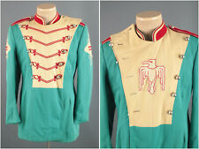 1950s 1960s Mid Century Thunderbird Patch Marching Band Jacket M 50s 60s Vtg