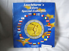 Leuchtturm  Münzalbum PRESSO, Euro-Collection für 2-Euro-Münzen (302574)