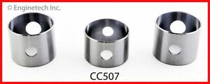 Enginetech Camshaft Bearing Set CC507