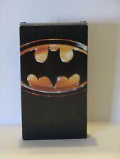 BATMAN MOVIE VHS