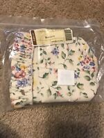 Longaberger Spring Floral Bouquet Basket Liner #28167138 - NEW