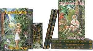 Anastasia Vladimir Megre Ringing Cedars Series Original First Edition Full Set!