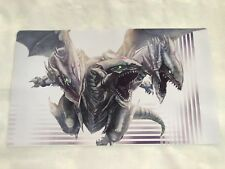 Custom Blue Eyes Ultimate Dragon Twilight Chaos - Brand New Mat YuGiOh UK Seller