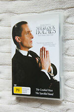 Sherlock Holmes: The Crocked Man, The Speckled Band  (DVD) Like new, free post