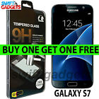 REAL TEMPERED GLASS FILM LCD SCREEN PROTECTOR FOR SAMSUNG GALAXY S7