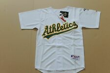 Oakland Athletics White Home Jersey w/Tags  Size 48 (Adult)