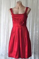TARGET SIZE 8 RED DRESS AS NEW CONDITION