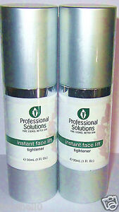 X 2 INSTANT FACE & EYE  LIFTING ANTI WRINKLE & LINE CREAM WORKS INSTANTLY 30MLs