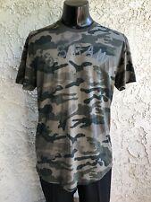 G-STAR RAW Men's XLARGE (Night Black Camo) Camo T-shirt XL