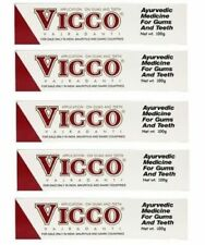 Vicco Vajradanti Ayurvedic Herbal Toothpaste 6 Pieces X 100 Gram