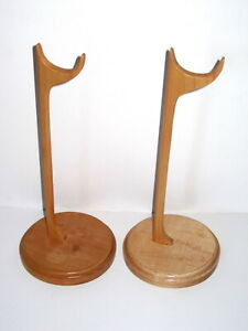 """2 Wooden Doll Stands for 24"""" Dolls & Similar - Please Read!"""