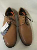 NEW  M&S COLLECTION LIGHT TAN LIGHTWEIGHT AIRFLEX TOTAL COMFORT SHOES SIZE 12