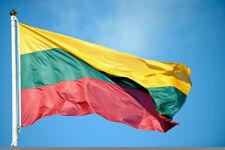 Lithuanian Flags 3x5FT/90*150cm Hanging Lithuania flag ba Festival Decor Outdoor