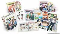 Monthly Girls Nozaki kun: Limited Edition Premium Box Set (Blu-Ray/DVD, Anime)