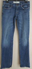 "Abercrombie & Fitch Womens Stretch Jeans ""Emma"" size 2 Long w26 L35"