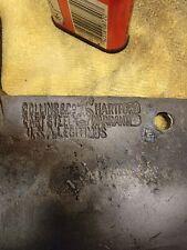 Collins and Co Hartford Legitimus brush Axe