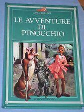 LE AVVENTURE DI PINOCCHIO - Carlo Collodi - Edizioni Pandion (E5)