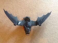 DC Comics Batman Bat aereo giocattolo veicolo di BATMAN figura 1996 in buonissima condizione RARO.