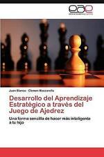 USED (LN) Desarrollo del Aprendizaje Estratégico a través del Juego de Ajedrez: