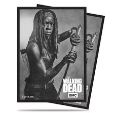The Walking Dead Deck Protector Sleeves - Michonne - 1pack/50ct - Upper Deck
