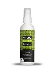 Bart Wachstumslotion (100ml) My Green Beard zur Förderung des Bartwachstums