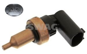 SWAG Coolant Temperature Sensor 10 94 5443 fits Mercedes-Benz Vito 110 CDI (W...