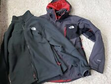 The North Face 3 In 1 Mens Coat Jacket Waterproof Hyvent M Interchange Hooded