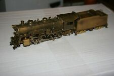 PFM/UNITED BRASS B&O 2-8-0 MID 70s RUN, NO ORIGINAL BOX HO SCALE