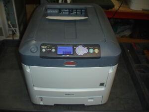 Okidata MPS711c (N31194A) Color Laser Printer (USED) Less than 5K Impressions!