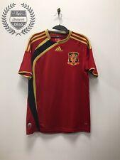 España 2009/2010 Hogar Camiseta De Fútbol