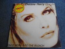 DEBBIE HARRY BLONDIE - ONCE MORE INTO THE BLEACH 2LP - Nr MINT UK PUNK DEBBIE HA