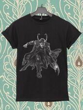 Handmade Cotton T-Shirts for Men's Retro