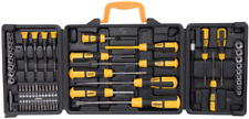 Rolson 36820 60pc Screwdriver Set