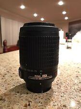 Nikon NIKKOR 55-200mm f/4-5.6 DX G AF-S VR SIC ED Lens