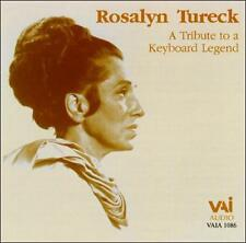 A Tribute to a Keyboard Legend (CD, Mar-1997, VAI Audio) VG CONDITION